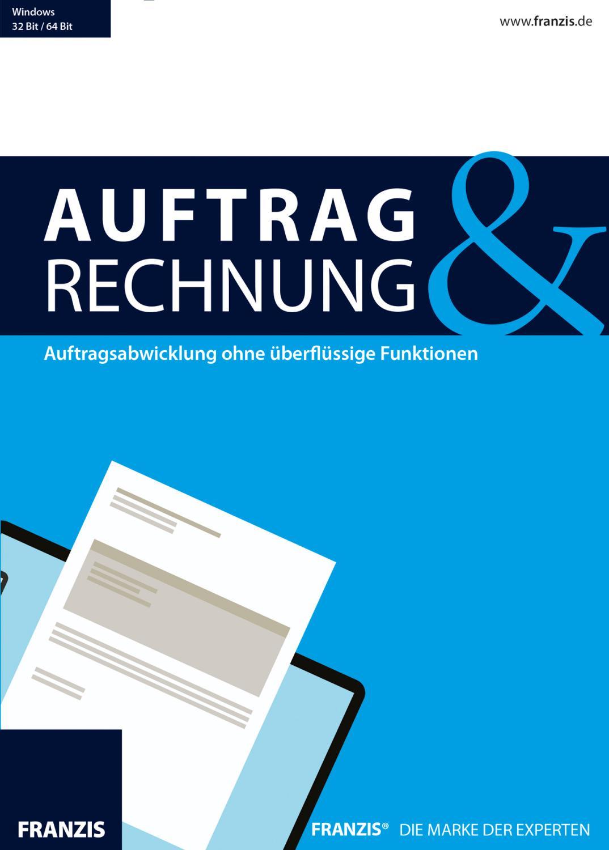 Auftrag & Rechnung von Pc Büro: Koch Media Deutschland Aug 2016 ...