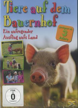 Tiere Auf Dem Bauernhof - Kirsten Kummetat