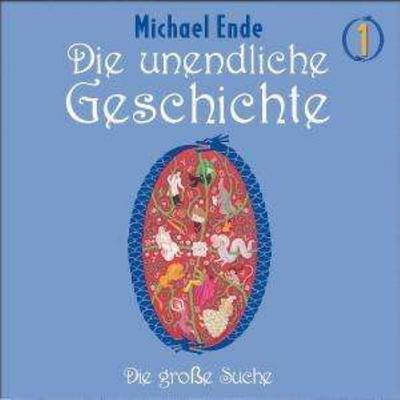 01: Die unendliche Geschichte: Michael Ende