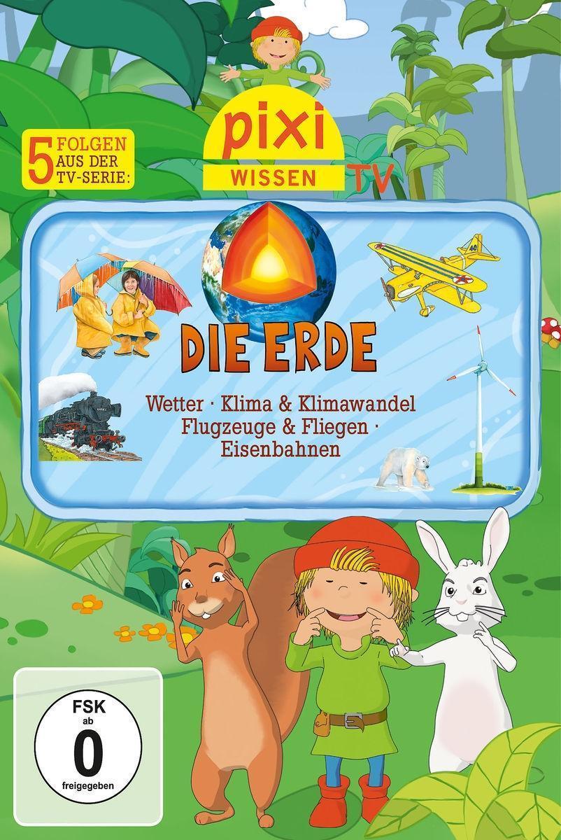 Pixi Wissen TV - Die Erde: Pixi Wissen TV
