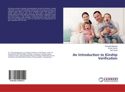 An Introduction to Kinship Verification - Toshanlal Meenpal