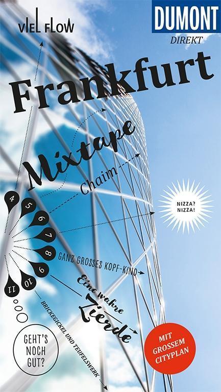 DuMont direkt Reiseführer Frankfurt : Mit großem Cityplan - Susanne Asal