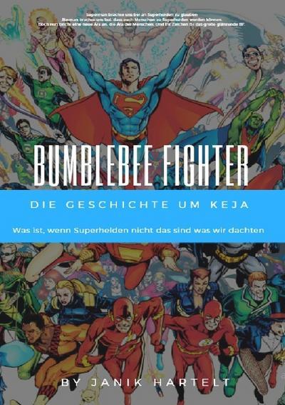 Bumblebee Fighter - Janik Hartelt