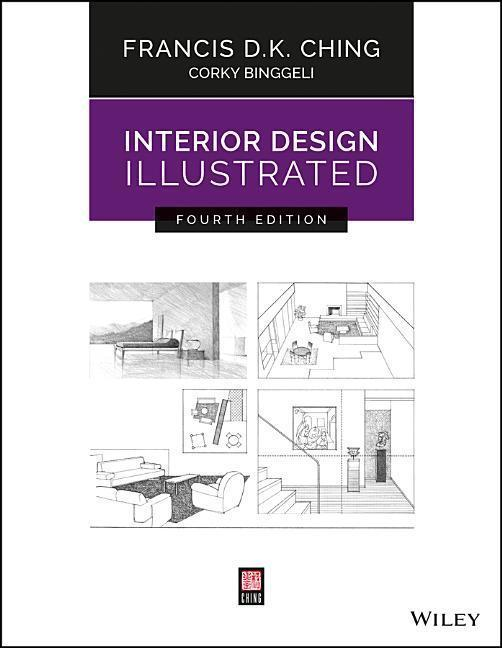 Interior Design Illustrated: Francis D. K.