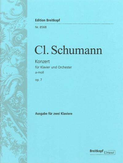 Clara Schumann Klavierkonzert