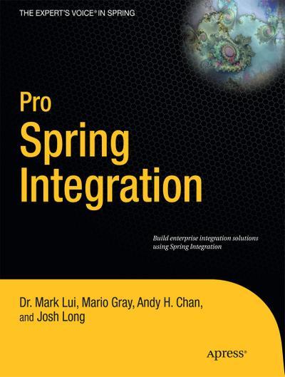 Pro Spring Integration - Josh Long
