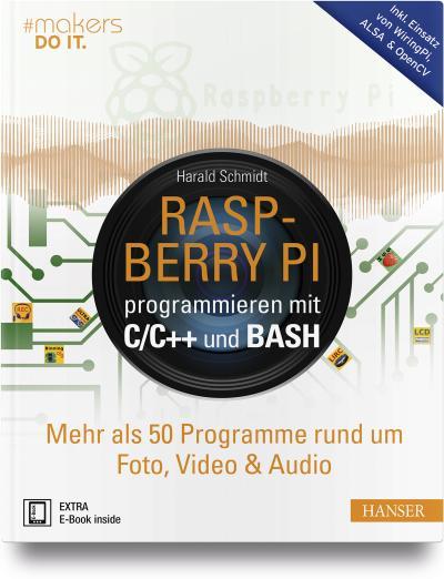 Raspberry Zvab Wiringpi C Code Pi Programmieren Mit Und Bash Harald Schmidt