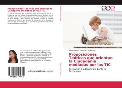 Proposiciones Teóricas que orientan la Ciudadanía mediadas: Tania Margarita Martínez