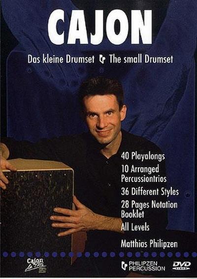 Cajon - das kleine Drumset : : Matthias Philipzen