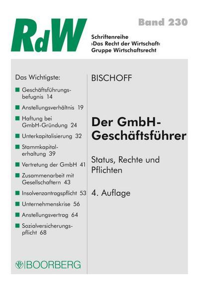 Gmbh Geschäftsführer Zvab