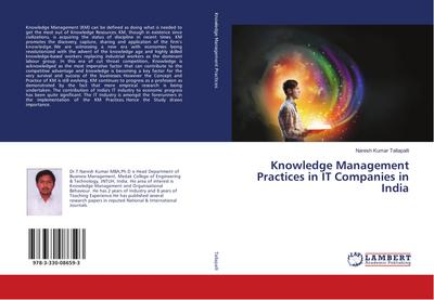 Knowledge Management Practices in IT Companies in India - Naresh Kumar Tallapalli