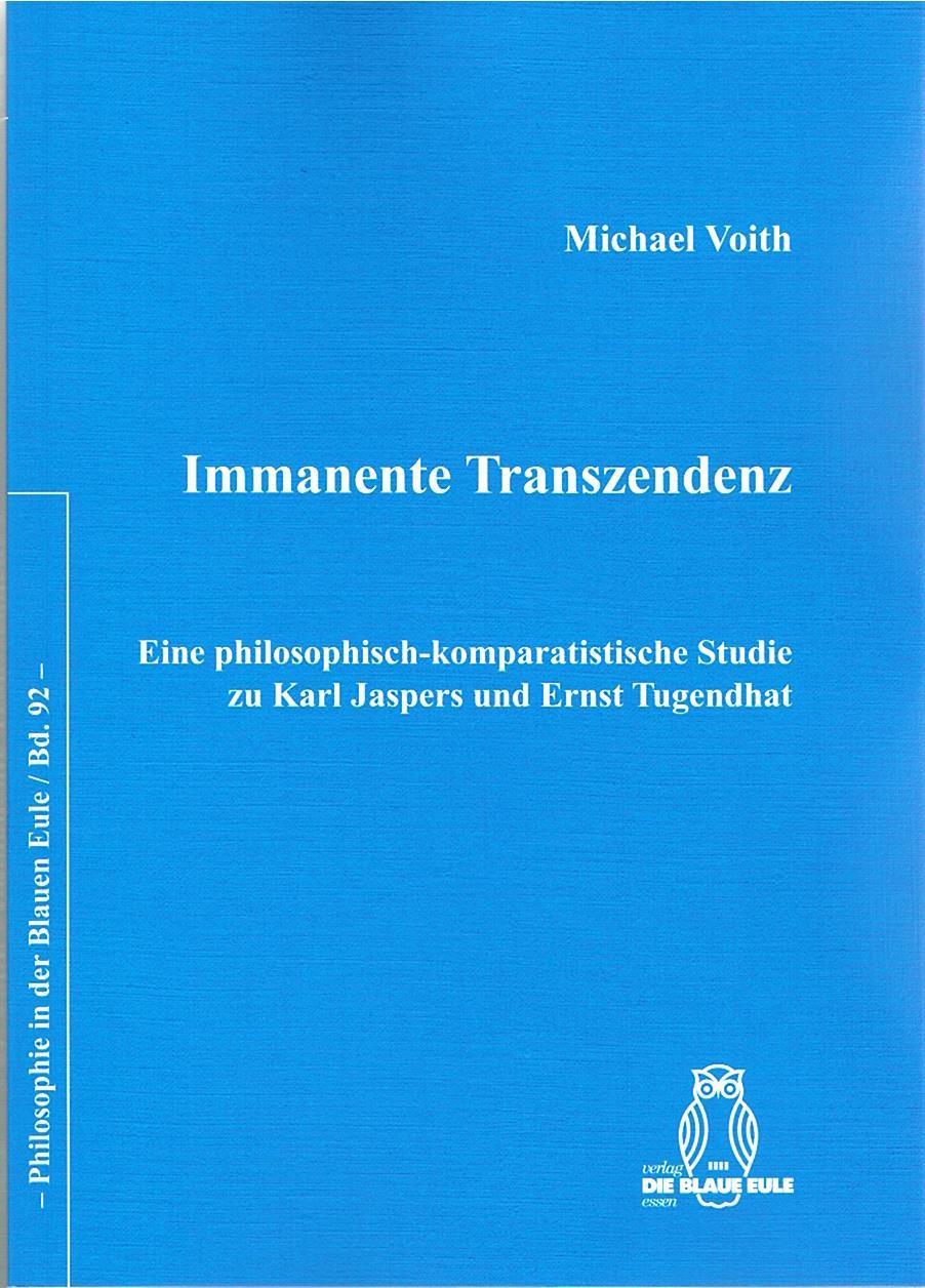 Logik und Transzendenz (German Edition)