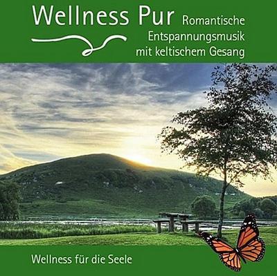 Romantische Entspannungsmusik-keltisch: Wellness Pur