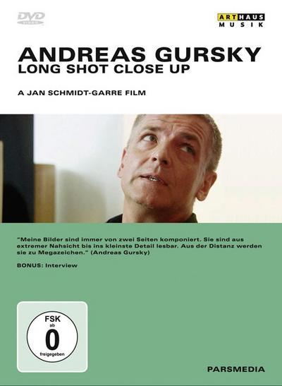 Andreas Gursky - Long Shot Close Up, 1 DVD - Jan Schmidt Garre