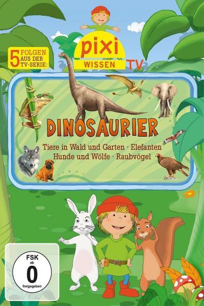 Pixi Wissen TV - Dinosaurier: Pixi Wissen TV