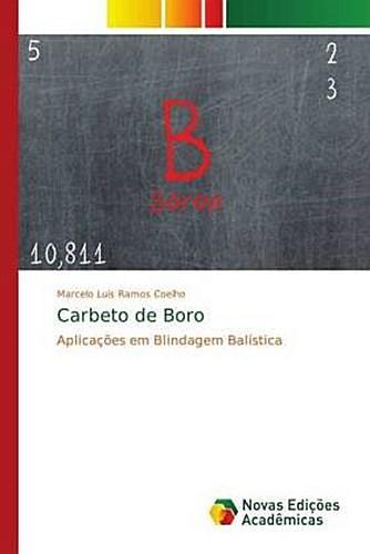 Carbeto de Boro