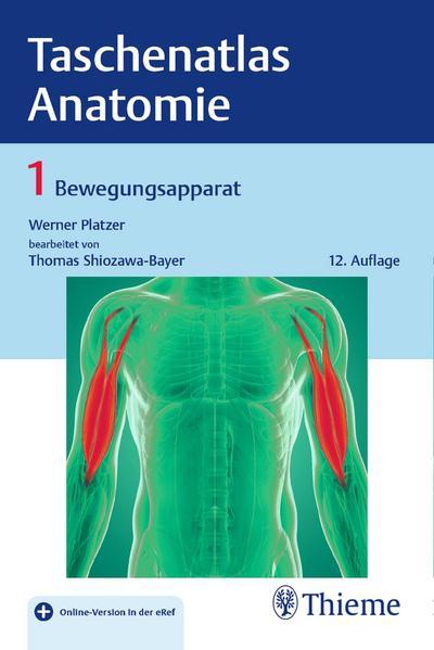 platzer taschenatlas der anatomie - ZVAB