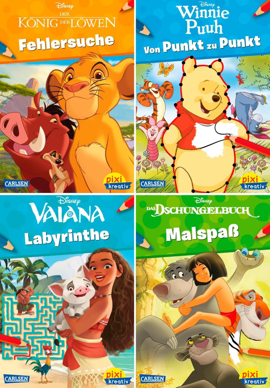 Disney Best of (4x1 Exemplar): Disney