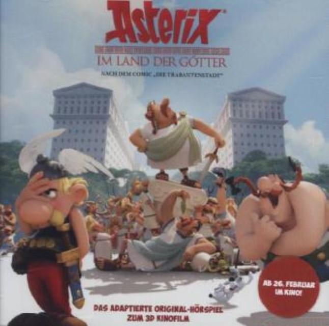 Asterix Im Land Der Götter Ganzer Film Deutsch
