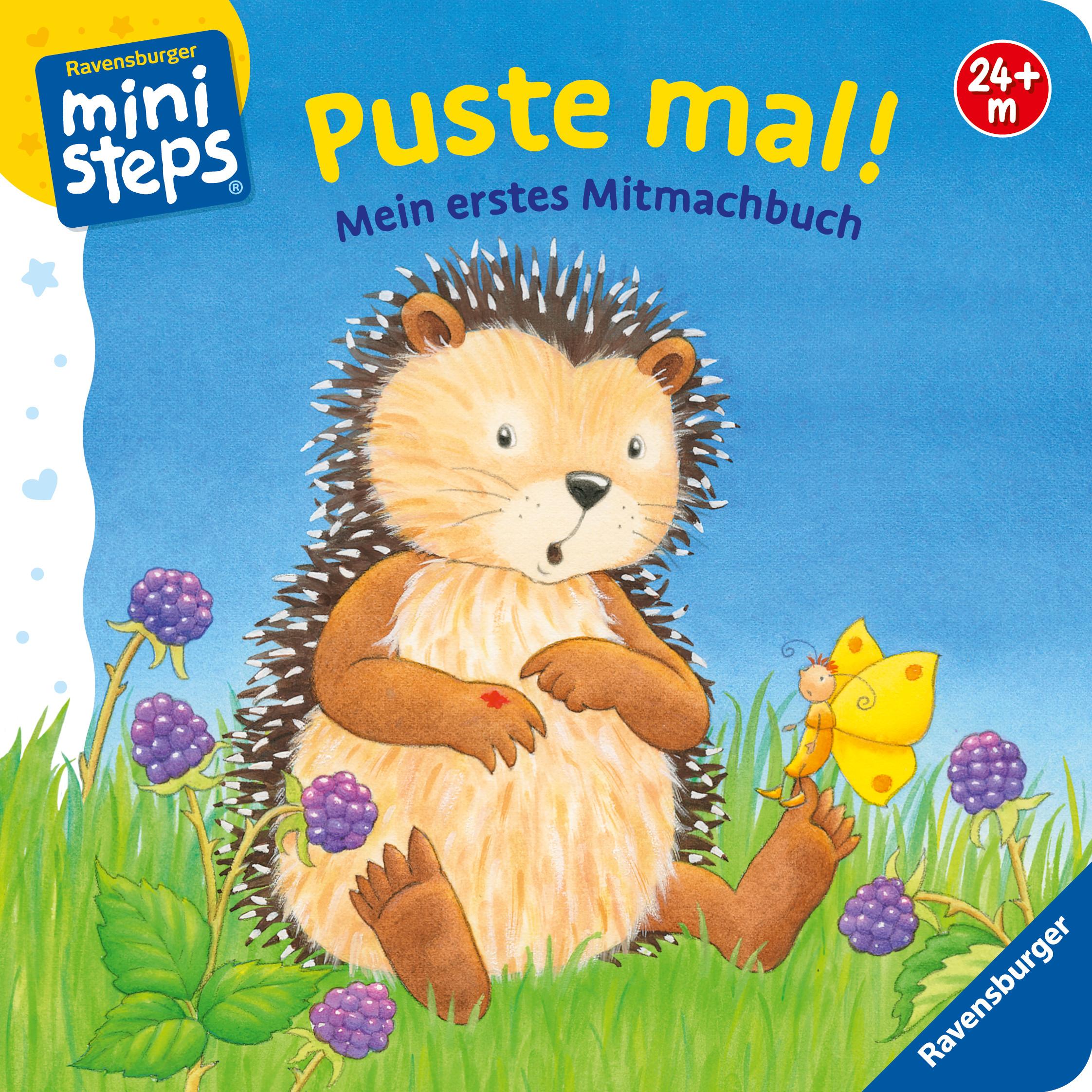ministeps Bücher KüHn Meine Allerersten Tiere Ab 6 Monaten