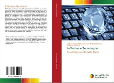 Infâncias e Tecnologias : Possibilidades de Inclusão Digital - Vallace Chriciano Souza Herran