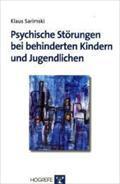 Psychische störungen bei behinderten Kindern und Jugendlichen: Klaus Sarimski