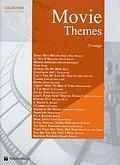 Movie Themes, für Klavier und Gesang. Vol.1 : 25 Songs