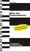 Atlas der Pianonummern: Jan Großbach