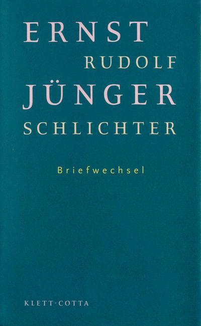 Briefwechsel: Briefe 1935-1955