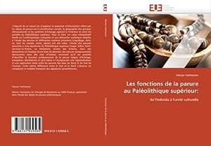 Les fonctions de la parure au Paléolithique: Marian Vanhaeren