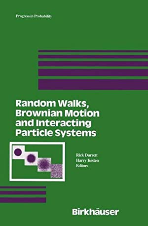 Random Walks, Brownian Motion, and Interacting Particle: Harry Kesten