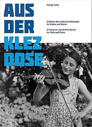 Aus der Klezdose. 6 Stücke über jiddische: Philipp Tenta