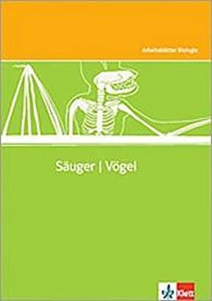 9783120301004: Arbeitsblatter Biologie Neu. Saugetiere - Vogel ...