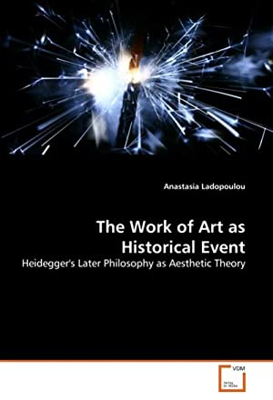 The Work of Art as Historical Event: Anastasia Ladopoulou