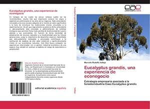 Eucalyptus grandis, una experiencia de econegocio : Marcelo Rodolfo Vallejo