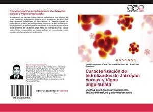 Caracterización de hidrolizados de Jatropha curcas y: Yasser Alejandro Chim