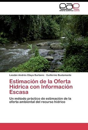 Estimación de la Oferta Hídrica con Información: Leodán Andrés Otaya