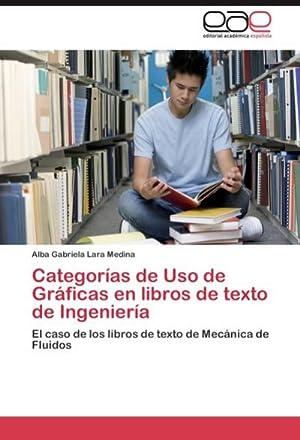 Categorías de Uso de Gráficas en libros: Alba Gabriela Lara