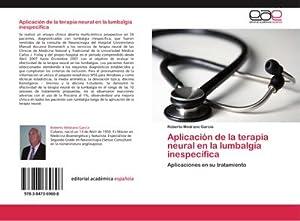 Aplicación de la terapia neural en la: Roberto Medrano García