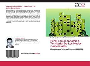 Perfil Socioeconómico-Territorial De Los Nodos Comerciales : Noé Gaspar Sánchez