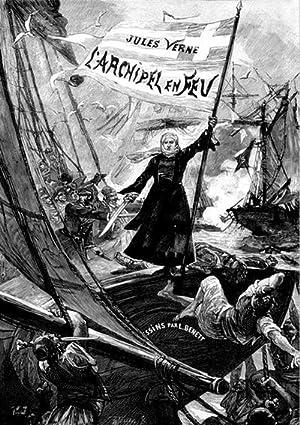 Der Archipel in Flammen: Jules Verne