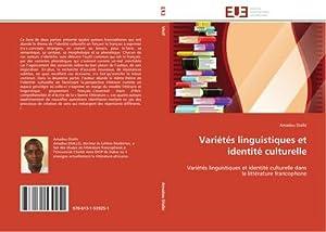 Variétés linguistiques et identité culturelle : Variétés: Amadou Diallo