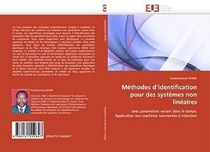 Méthodes d'identification pour des systèmes non linéaires: Godpromesse KENNE
