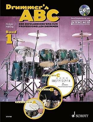 Drummer's ABC : Der erfolgreiche Weg zum: Holger Hälbig