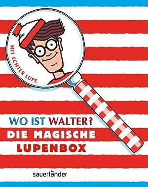 Wo ist Walter Lupenbox: Martin Handford