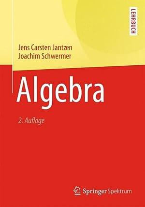 Algebra: Jens Carsten Jantzen
