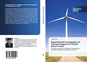 Experimental investigation of the load response of: Jintae Lee