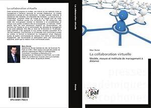 La collaboration virtuelle : Modèle, mesure et: Marc Diviné