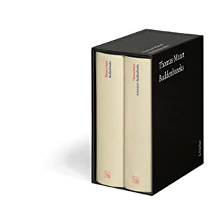 Buddenbrooks. Große kommentierte Frankfurter Ausgabe : Textband: Thomas Mann