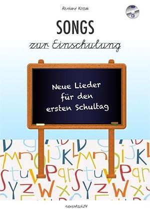 Songs zur Einschulung : Neue Lieder für den ersten Schultag: Reinhard Kossak